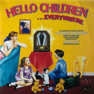 V/A - Hello Children... Everywhere (LP) (G+/G+)